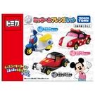 《 TOMICA 》DM 迪士尼經典小汽車組 / JOYBUS玩具百貨