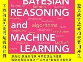 二手書博民逛書店Bayesian罕見Reasoning And Machine LearningY364682 David B