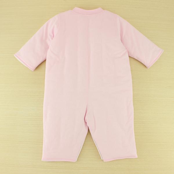 【愛的世界】純棉鋪棉連身褲/6個月~1歲-台灣製- ---幼服推薦
