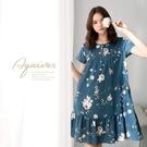 【南紡購物中心】ROSEMAID羅絲美 短袖裙裝睡衣11108