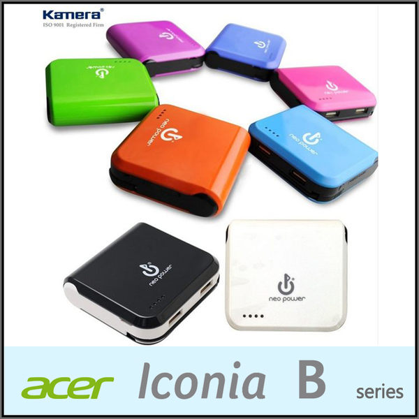 ★佳美能 PB-L5200行動電源/5200mAh/Acer Iconia B1-A71