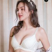 EASY SHOP-柔情蔓戀 美背款A-E罩內衣(陽光白)