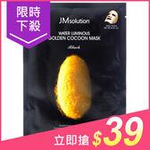 韓國 JMsolution 黃金蠶絲面膜45g(單片入)【小三美日】原價$45