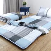 印花日式床墊寢具五件組-單人(混款)