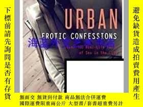 二手書博民逛書店The罕見Mammoth Book of Urban Confe