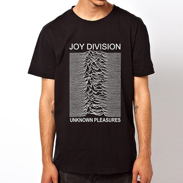 Joy Division-unknown短袖T恤-黑色 樂團 搖滾 設計