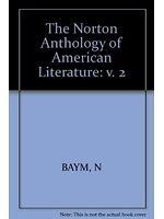 二手書博民逛書店 《The Norton Anthology of American Literature》 R2Y ISBN:0393953831│NBAYM
