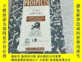 二手書博民逛書店罕見PROSPECTSY181614 PROSPECTS PRO