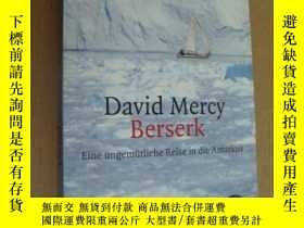 二手書博民逛書店罕見BerserkY164736 DAVID MERCY MAREBUCH 出版2007