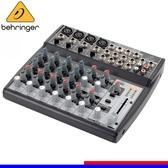 【非凡樂器】Behringer耳朵牌 XENYX 1202 / 12軌混音器 / 公司貨保固