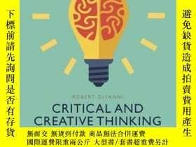 二手書博民逛書店Critical罕見and Creative Thinking: A Brief Guide for Teache