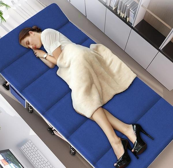 摺疊床單人午休床辦公室午睡便攜