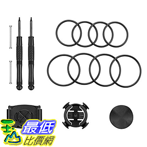 [美國直購] Garmin 010-11251-48 運動錶單車自行車安裝套件 Forerunner 920XT Quick Release Kit