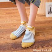 襪子女士短襪船襪女低筒純棉淺口短筒韓國夏季薄款可愛日系學生襪艾美時尚衣櫥