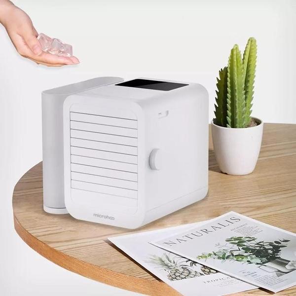 冷風機 個人迷你空調扇1L水冷風扇冷風機家用辦公USB便攜桌面式