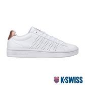 【超取】K-SWISS Court Casper S時尚運動鞋-女-白/香檳金