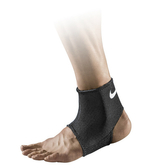 Nike Ankle Sleeve AP [NMS54010XL] 護踝 運動 防護 支撐 黑 XL