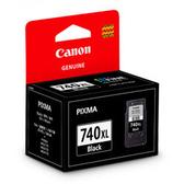 【佳能Canon】PG-740XL 黑色高容量 原廠墨水匣