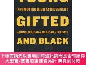 二手書博民逛書店YOUNG,罕見GIFTED, AND BLACK(ISBN=9780807031056) 英文原版Y1622