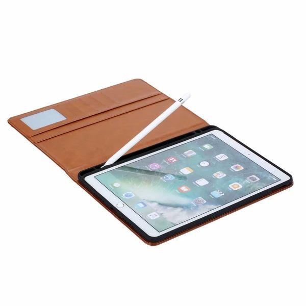 iPad Air 2019 10.5 保護套 帶筆槽 蘋果平板電腦皮套 全包軟殼 可插卡 支架防摔套 Air3