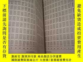 二手書博民逛書店FIVE-FIGURE罕見TABLES OF MATHEMATI