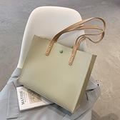 側背包 包包女夏大容量包包2021新款潮托特包學生上課側背包百搭手提大包 嬡孕哺 免運