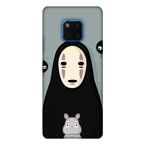 [mata20pro 軟殼] 華為 HUAWEI Mate 20 Pro 手機殼 保護套 外殼 無臉男