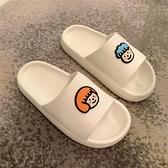踩屎感軟底拖鞋女居家用厚底防滑洗澡室內可愛卡通情侶涼拖夏男3