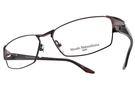 Masaki Matsushima 光學眼鏡 MF1221 C05 (棕紅) β 鈦金屬鏡框 俐落細框款 #金橘眼鏡