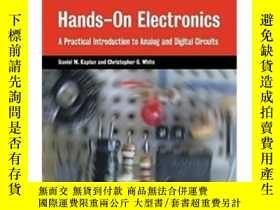 二手書博民逛書店罕見ye-9780521893510-Hands-On ElectronicsY321650 Daniel M