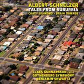 【停看聽音響唱片】【SACD】亞伯.胥內澤:來自郊區的故事