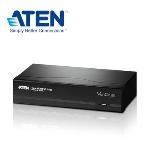 ATEN 4埠 VGA 螢幕分配器(內建放大器)