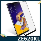 ASUS ZenFone 5 ZE620KL 全屏弧面滿版鋼化膜 3D曲面玻璃貼 高清原色 防刮耐磨 防爆抗汙 螢幕保護貼