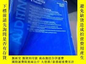 二手書博民逛書店AUDITING:A罕見Journal of Practice