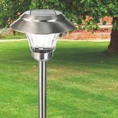 庭園燈 太陽能LED 金屬材質