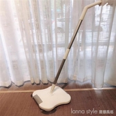 手推式掃地機家用電動掃地機全自動懶人掃把拖把吸塵器 YTL LannaS
