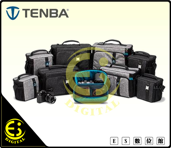 ES數位 天霸 Tenba Skyline 7 天際線 側背包 單肩包 相機包 單肩包 相機包 單機單鏡 防潑水
