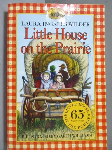 【書寶二手書T5/原文小說_NRC】Little House on the Prairie_Wilder