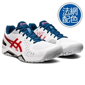 ASICS GEL-CHALLENGER 12 網球鞋 穩定型 緩衝 法網配色 1041A045-117 21SSO