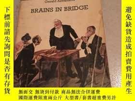 二手書博民逛書店BRAINS罕見IN BRIDCEY9354 GERALD AB