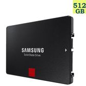 "[免運] SAMSUNG [860 PRO] SSD 2.5"" 512GB 512G MZ-76P512BW 2.5吋 SATA 6Gb/s 固態硬碟"