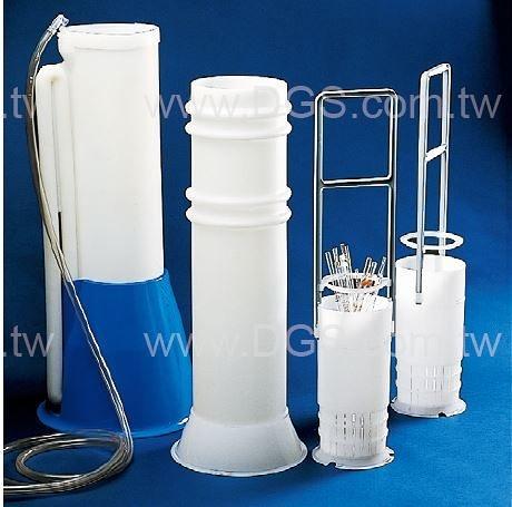 《Kartell》塑膠自動吸 管洗滌器 洗滌筒 Compartment Tray, PP/PE