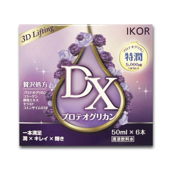 ITOH 井藤 DX極美秘戀膠原蛋白飲 6瓶裝【瑞昌藥局】017283
