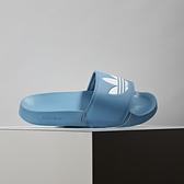 Adidas Adilette Lite 男女 藍白 運動 休閒 拖鞋 FY6542