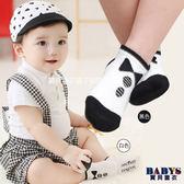 童襪 襪子 踝襪  紳士 啾啾 可愛造型 二色 寶貝童衣