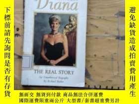 二手書博民逛書店Princess罕見Diana--The Real StoryY
