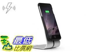 [106美國直購] XVIDA 桌上用無線充電組-銀(iPhone 7 Plus) Charging Office Kit