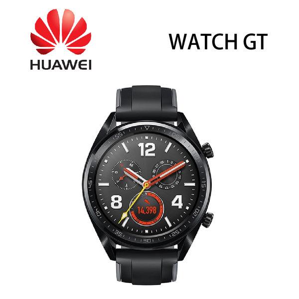 華為 HUAWEI Watch GT 智慧手錶-黑[24期0利率]