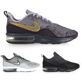 NIKE AIR MAX SEQUENT 4 男慢跑鞋 (免運 訓練 路跑≡排汗專家≡