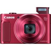 送32g記憶卡+讀卡機清潔組 3C LiFe CANON PowerShot SX620HS 數位相機 SX 620 HS 公司貨